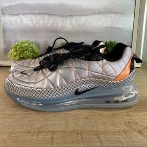 NEW Nike MX 720 818 Metallic / 10